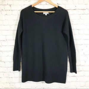 PURE COLLECTION 100% Cashmere Sweater Long Sleeve
